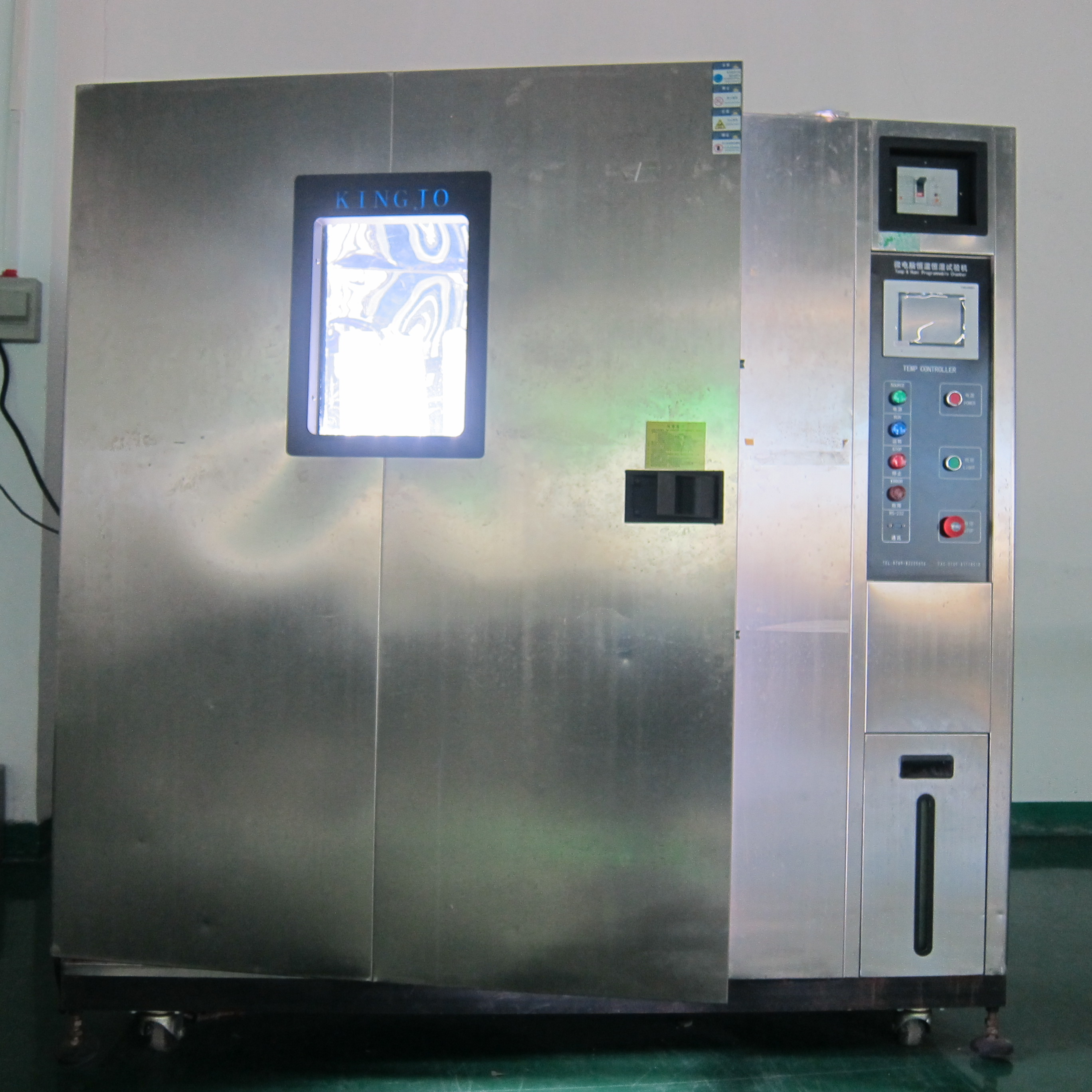 Temperature aging test chamber -1