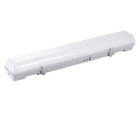 LED emergency batten light emergency waterproof luminaires LED emergency fittings