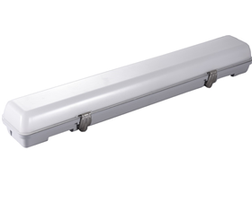 High lumen LED sensor batten lights, sensor tri-proof light